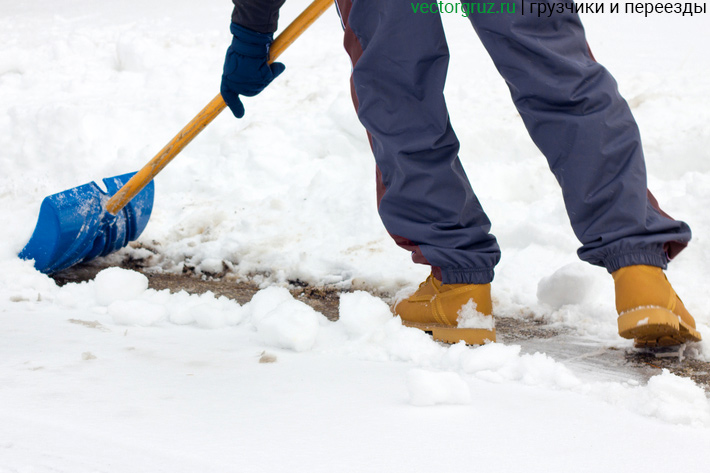 уборка-снега-фото